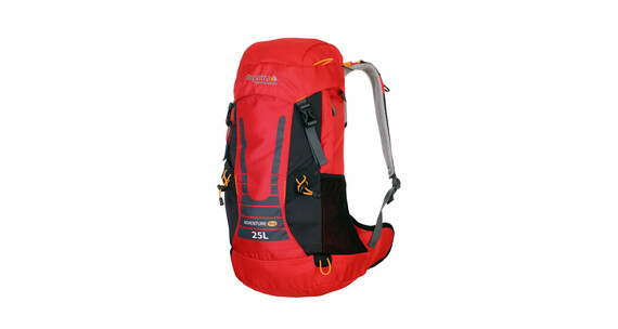 Regatta Adventure Tech 25L red alert/ash